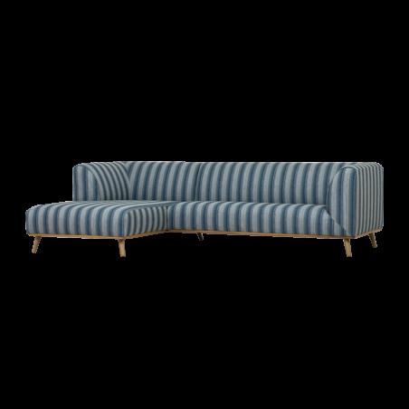Land sofa su šezlongu Brezo 07