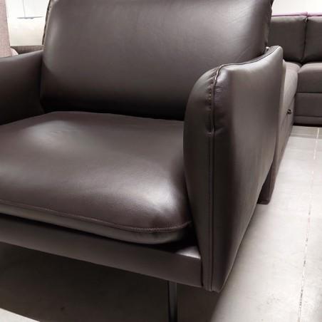 Mavis fotelis Natūrali oda...