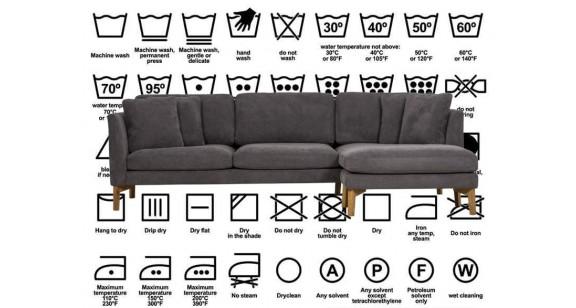 Kaip atnaujinti seną sofą?