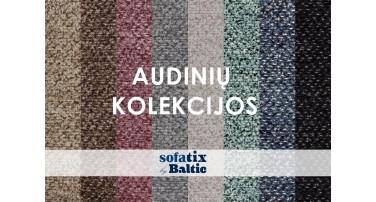 2020m. audinių kolekcijos
